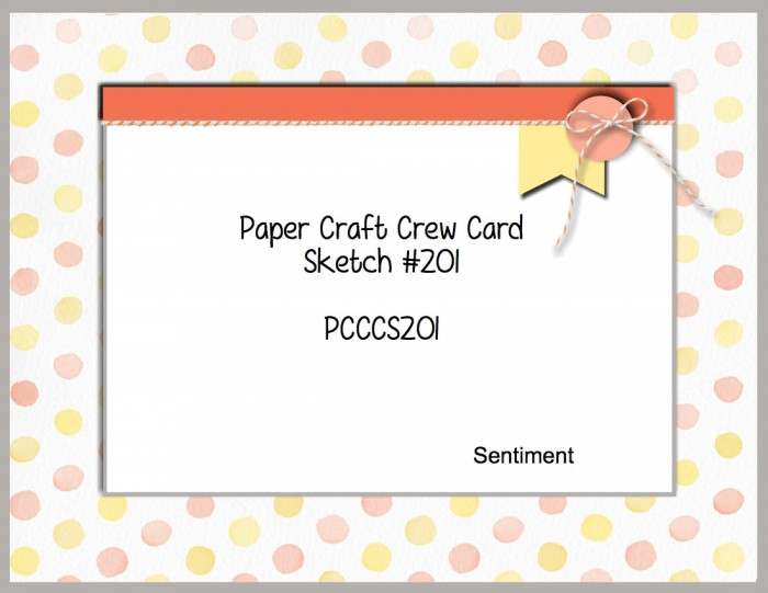 paper craft crew sketch 201