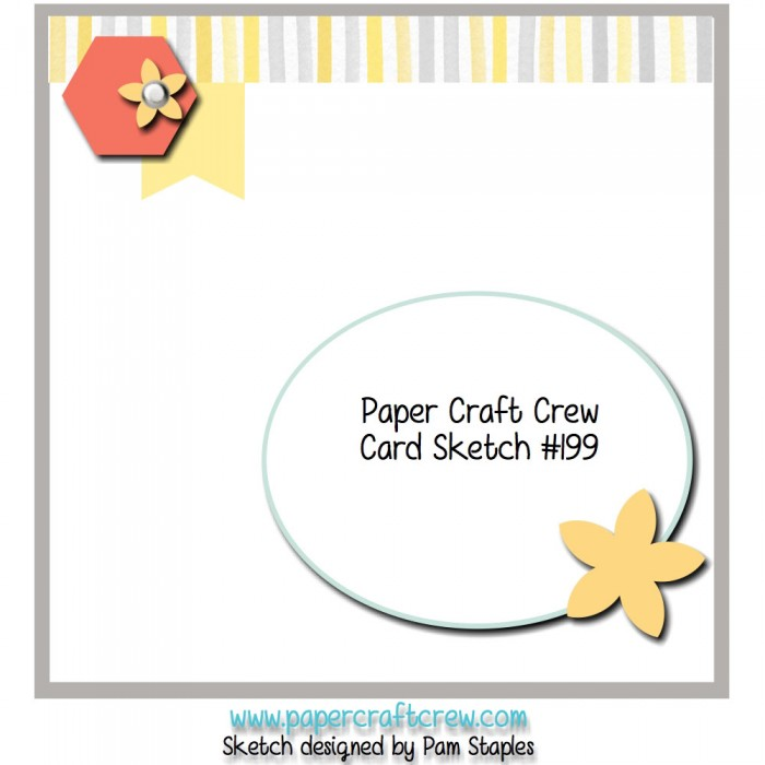 Paper Craft Crew Sketch 199
