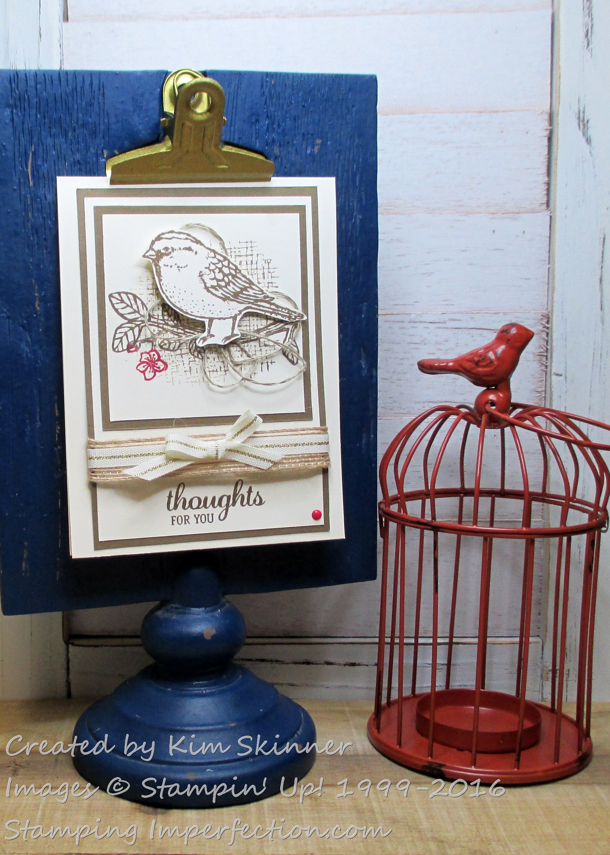 Stamping Imperfection Best Birds Bundle