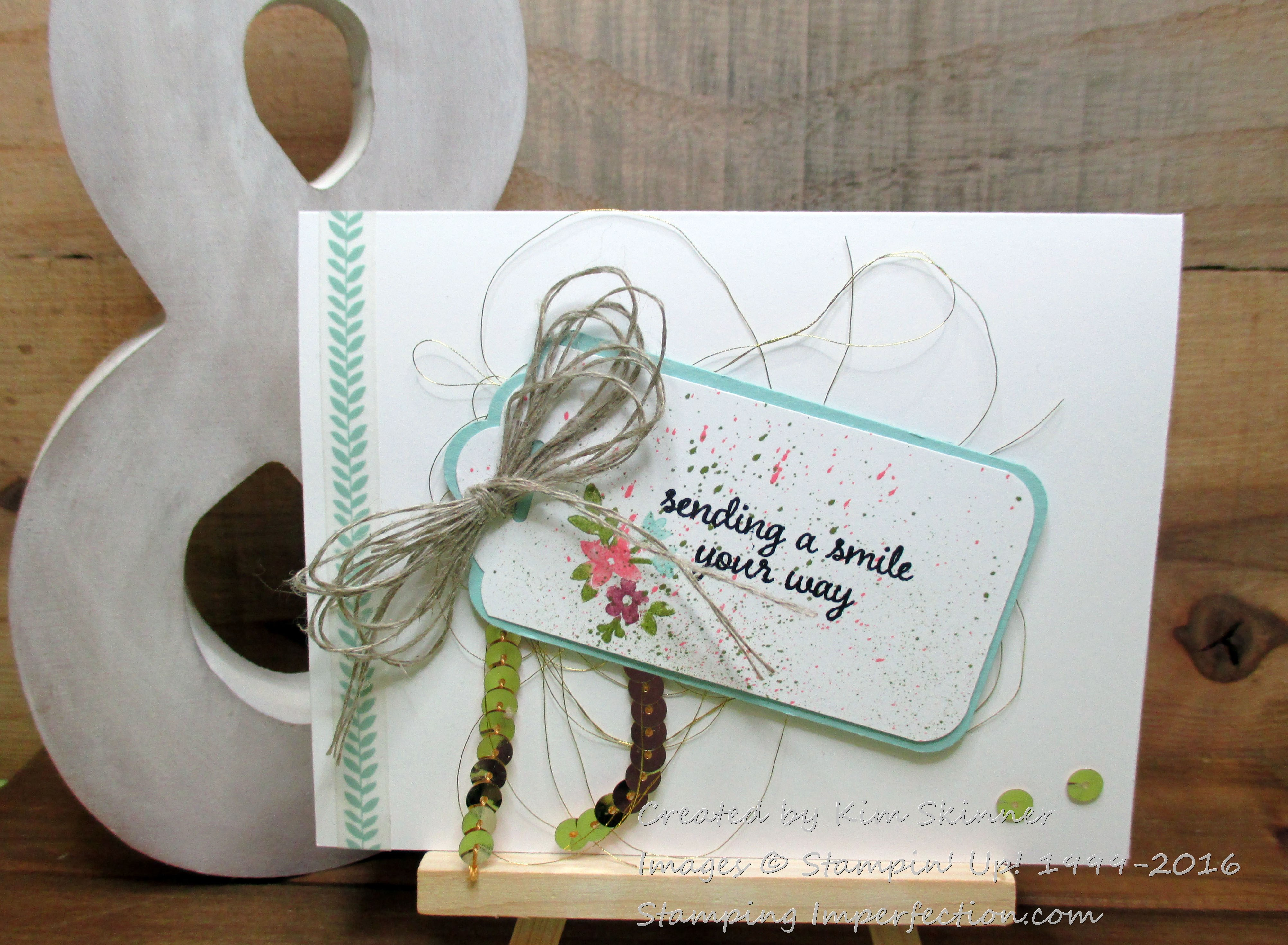 Create quick and easy spotches with markers