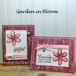 Stampin' Up! Garden In Bloom Quick Cards