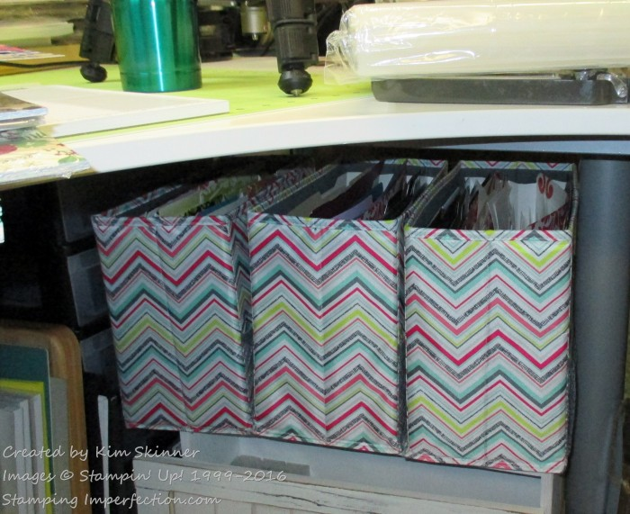 Craft Room Organization Challenge: Paper