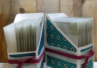 Craft Room Organization Framelits, Thinlets, Embossing Folders