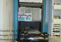 Craft Room Organization Framelits, Thinlets, Embossing Folders