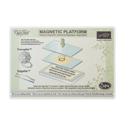 stamping imperfection magnetic platform