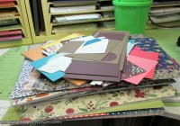 Craft Room Organization Challenge: Papers