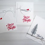 Thoughtful Branches Stamp Set And Thinlet Bundle Is Available August 2!
