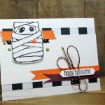 Create A Halloween Card With A Sketch Challenge