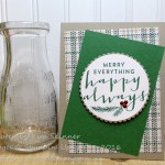 Have You Started Your Christmas Card Making Yet?