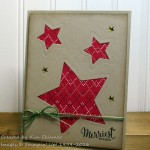 Stampin' Up! Only Holiday Paper Challenge