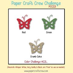Paper Craft Crew Sketch 221
