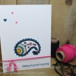 What Will You Stamp  With Paisleys and Posies?