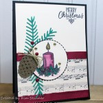 Merry Christmas With The Paper Craft Crew Card Challenge!