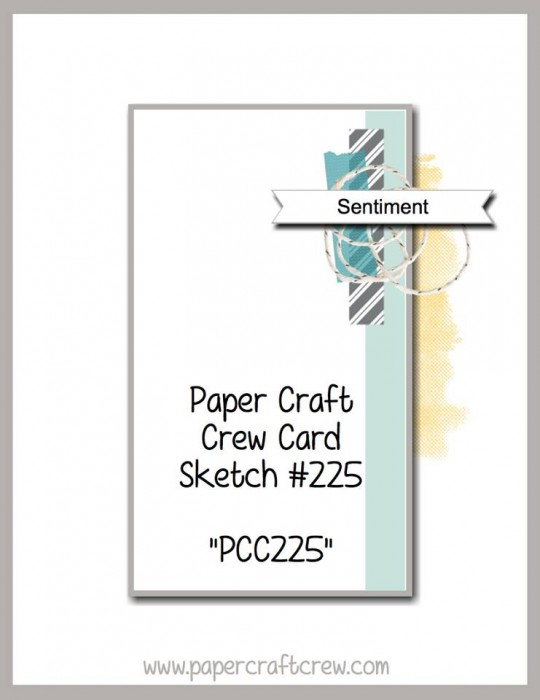 Stamping Imperfection Paper Craft Crew 225