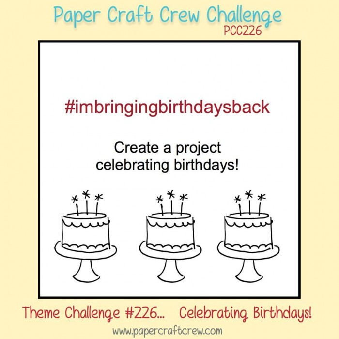 #bringingbirthdaysback with stamping imperfection#bringingbirthdaysback with stamping imperfection