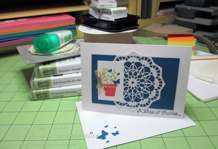 stamping imperfection paper craft crew card