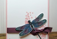 Stamping Imperfection Dragonfly Dreams