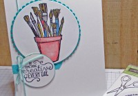 Stamping Imperfection Paper Craft Crew 255