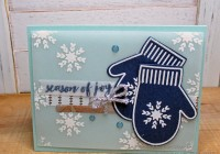 stamping imperfection smitten mittens