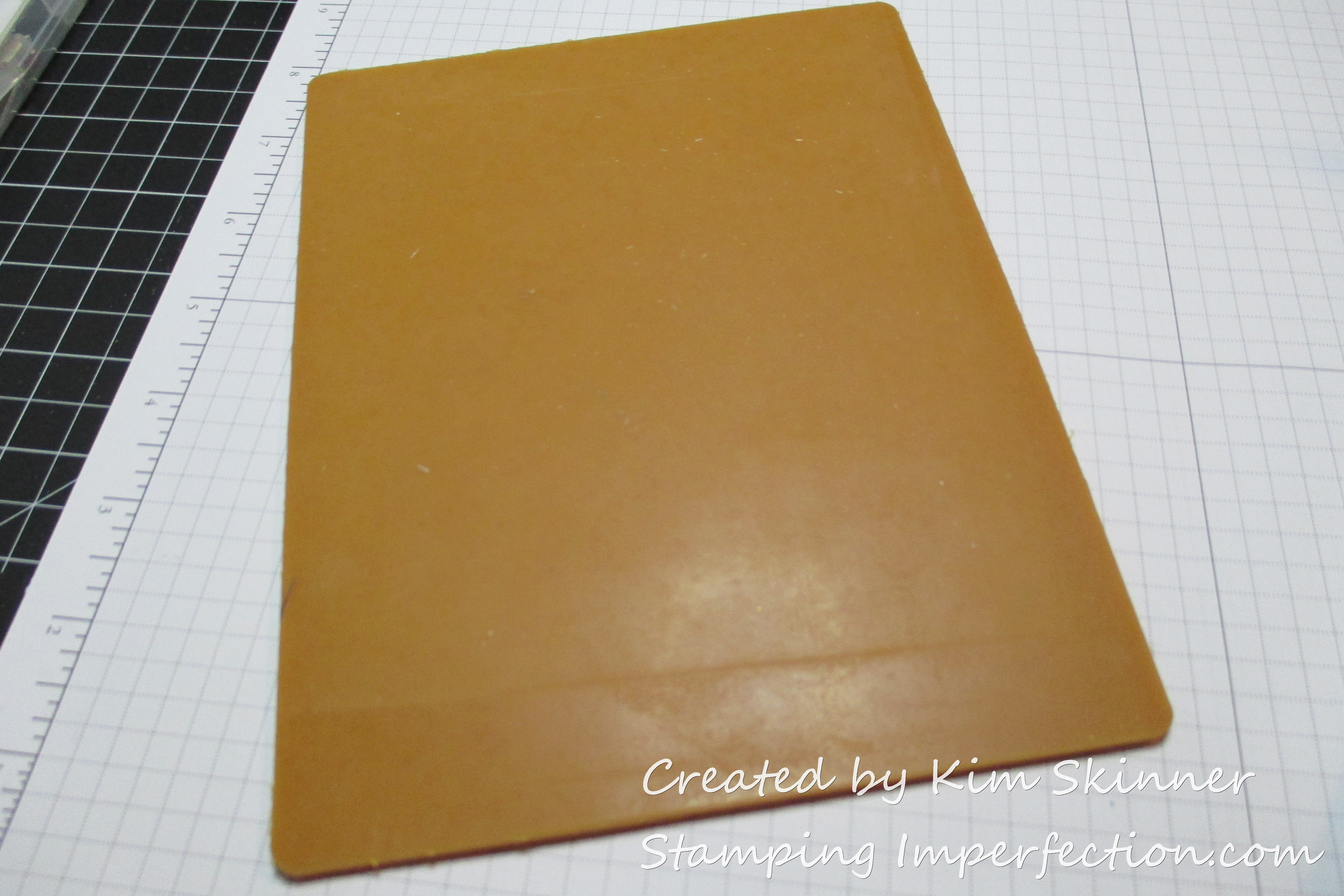 Stamping Imperfection Embossing Quick Tip
