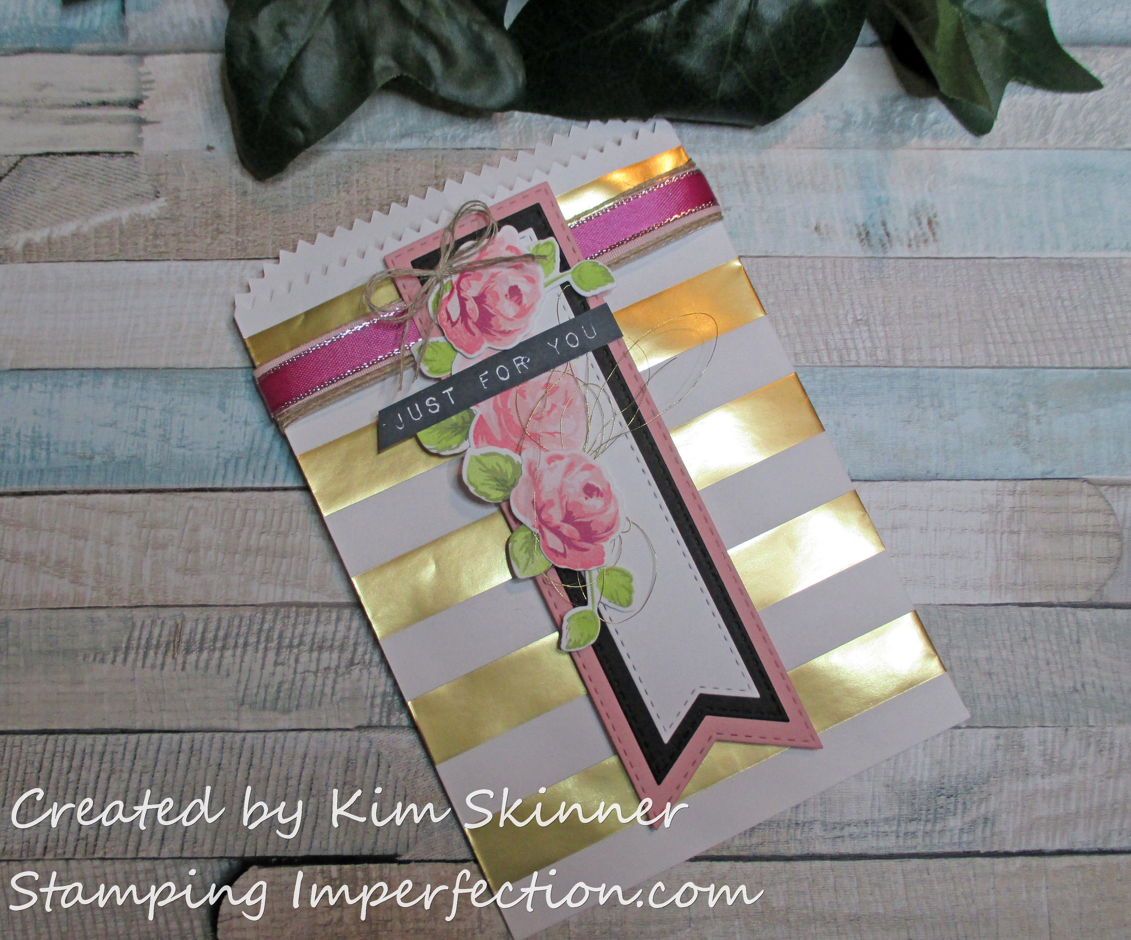 Stamping Imperfection altenew_layering_vintagerose