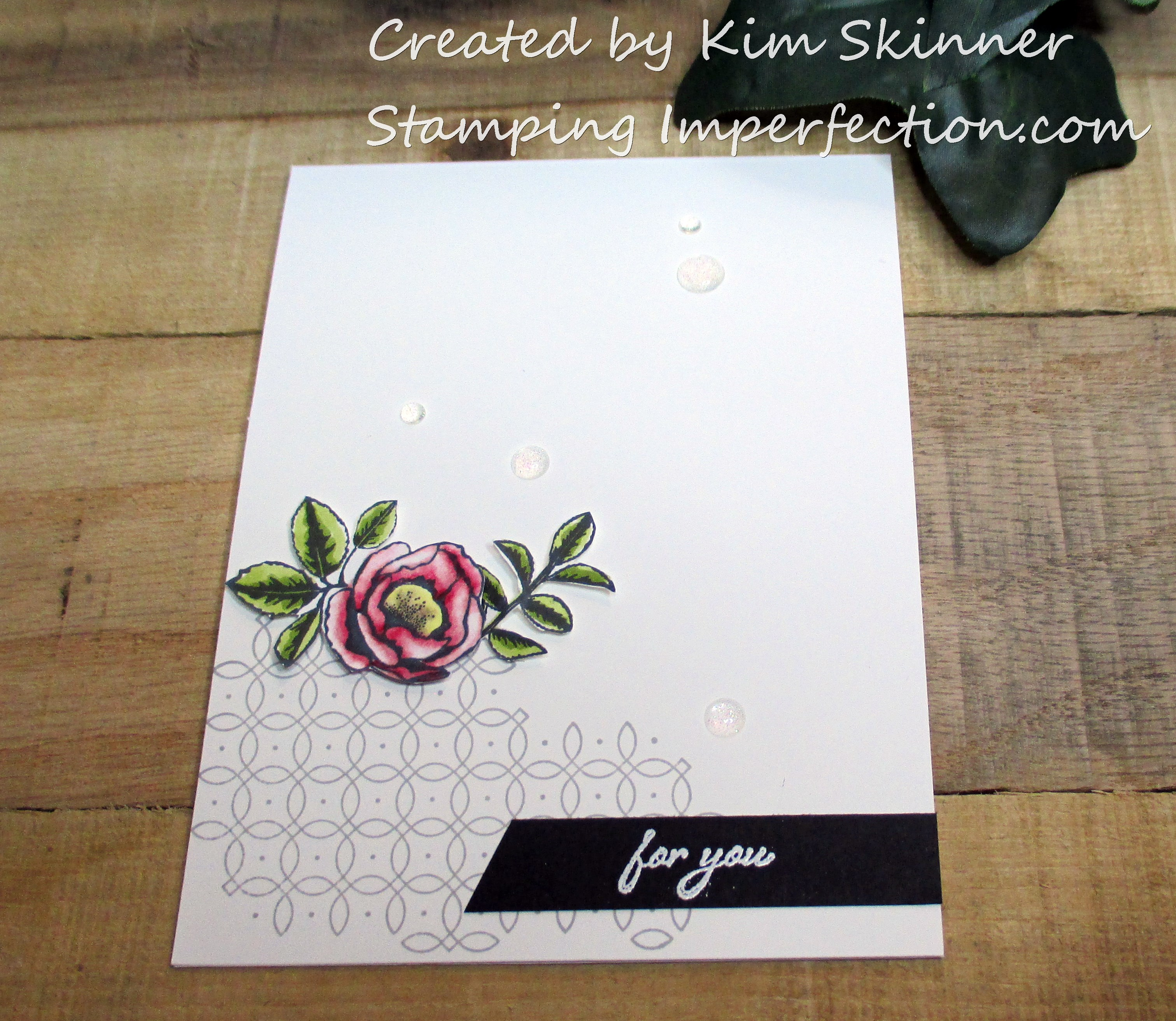 Stamping Imperfection graceful_garden