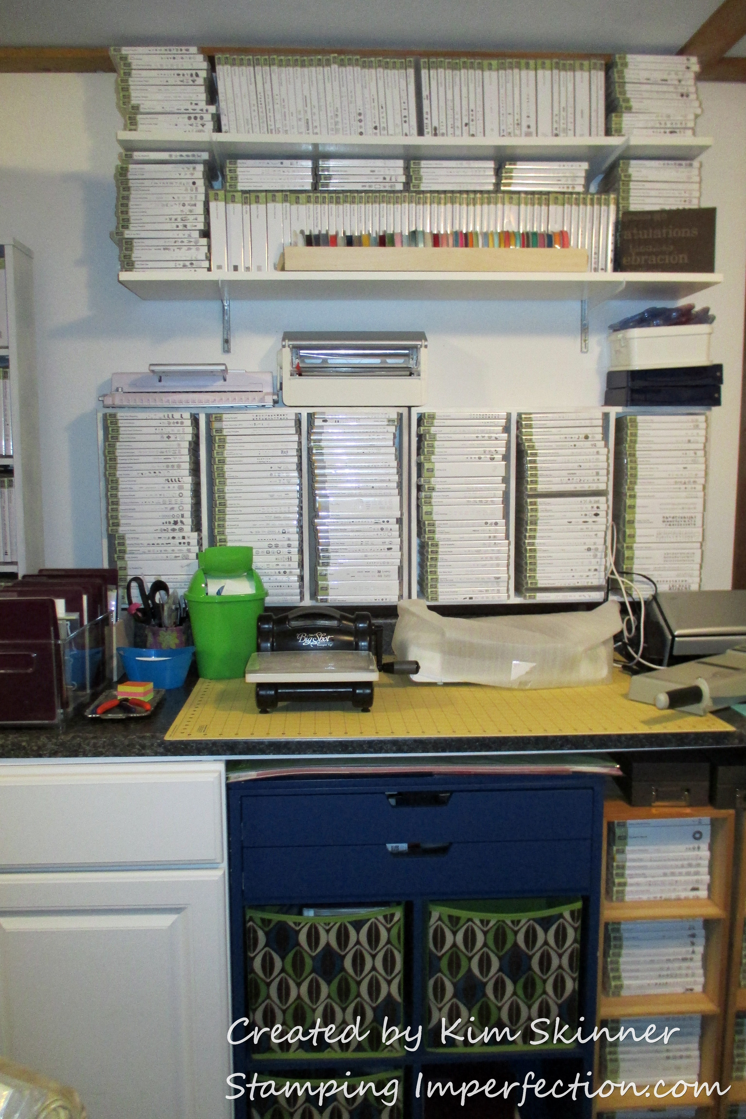Stamping Imperfection organizing_cutting