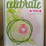 Amazing You Sale-A-Bration Stamp and Die Set
