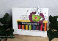 Stamping Imperfection MFT Coffee Break