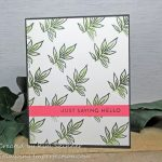 Altenew Educator Certification Program: Clean and Simple Boutique Cards
