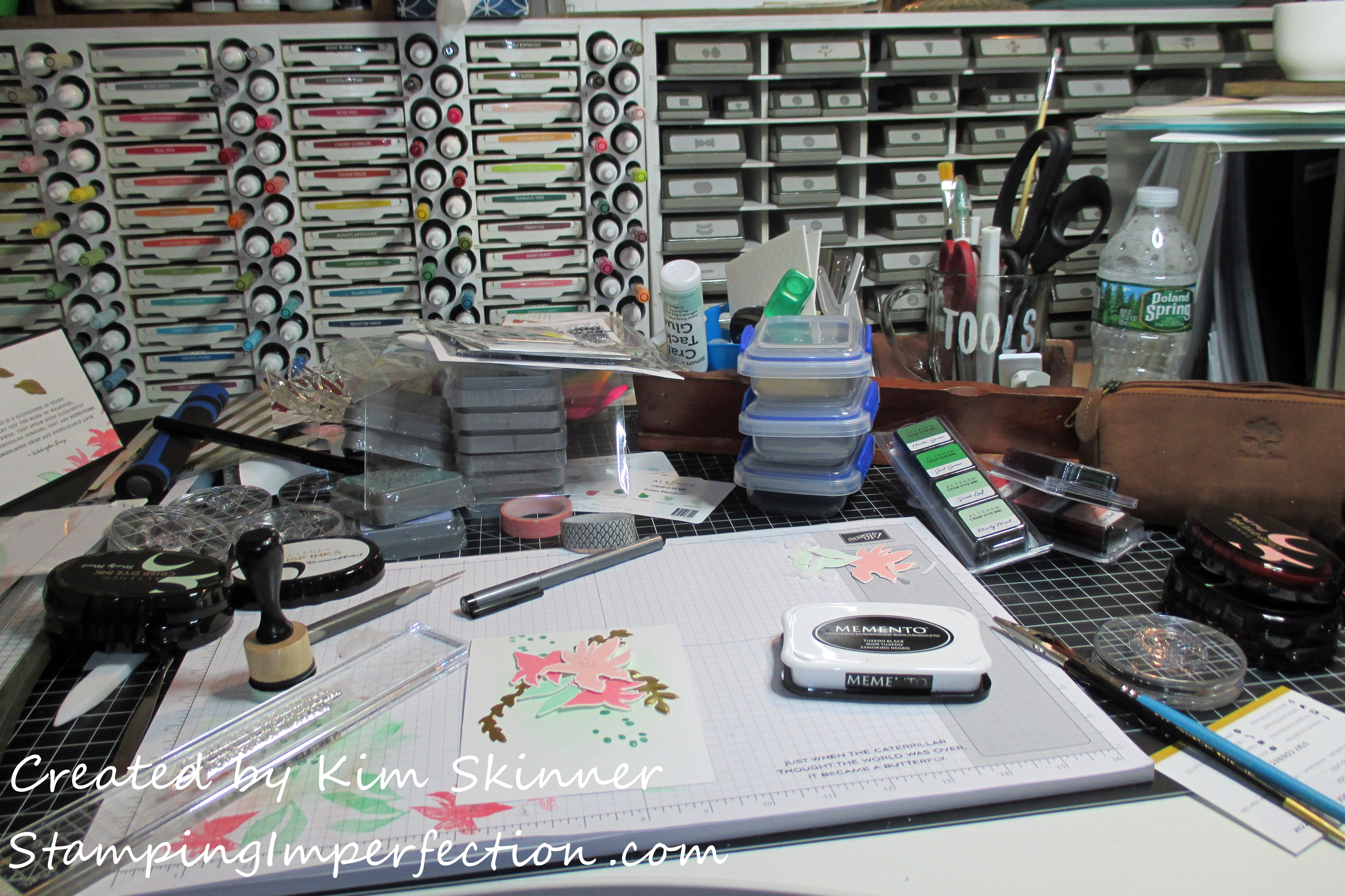Stamping Imperfection Easy Die Cutting Techniques