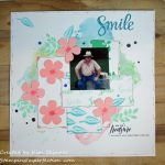 Altenew Academy Stamps Meet Scrapbooks: Create Your Own Patterned Paper