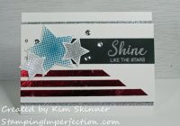 Stamping Imperfection Let It Shine