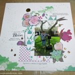 Altenew Educator Certification Program:  Timeless Floral Layouts
