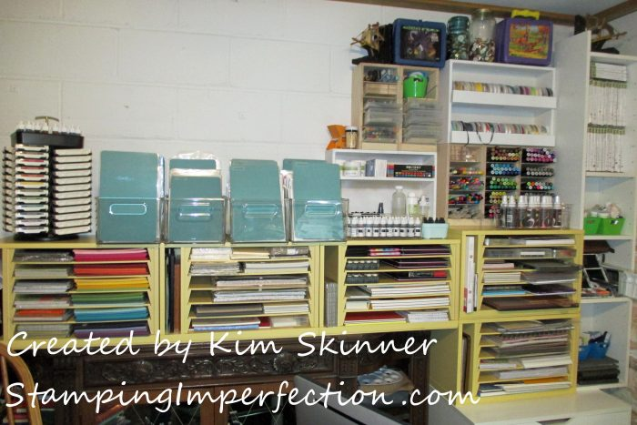 Stamping Imperfection Crafting Organization
