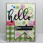 A Quick Paper Craft Crew Card Share Before The Lights Go Out!
