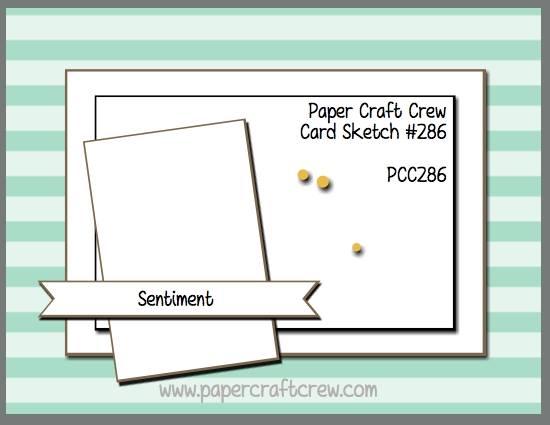 Paper Craft Crew Sketch 286
