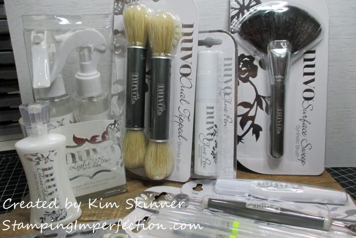 Stamping Imperfection Tonic Tool Box