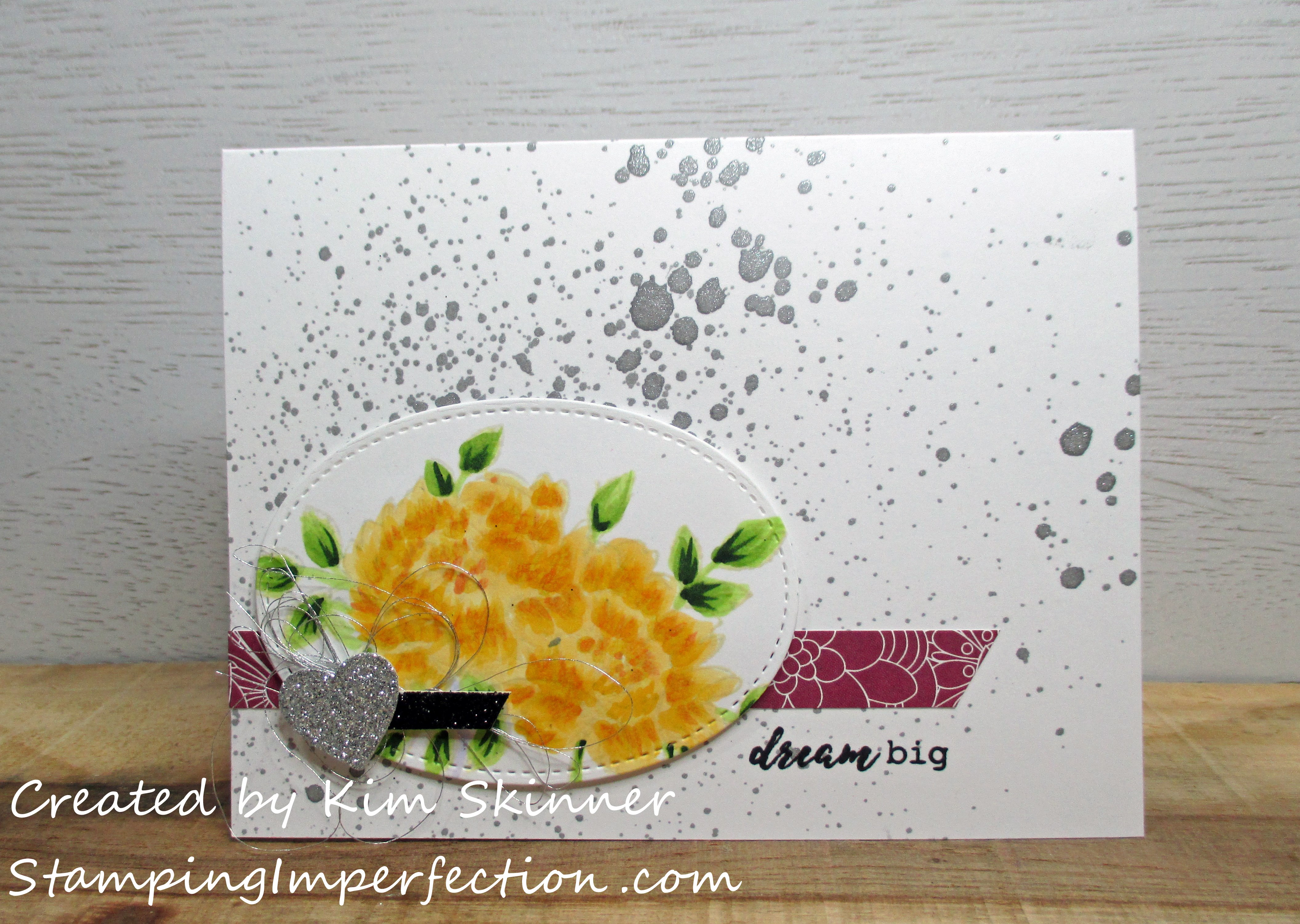 Stamping Imperfection Altenew Gift