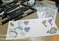 Stamping Imperfection Alcohol Markers