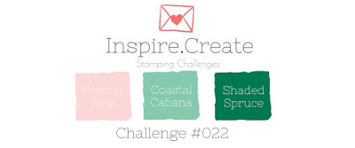 Stamping Imperfection Inspire Create Challenge 22