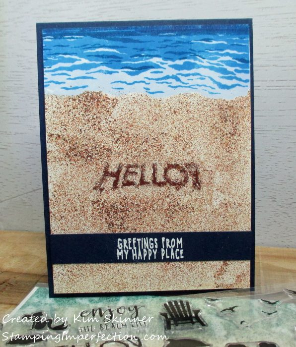 Stamping Imperfection My Monthly Hero June Kit
