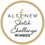 Stamping Imperfection altenew_winner_badge
