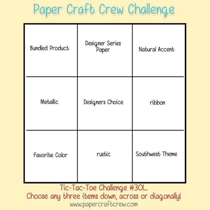 Paper Craft Crew Sketch 301