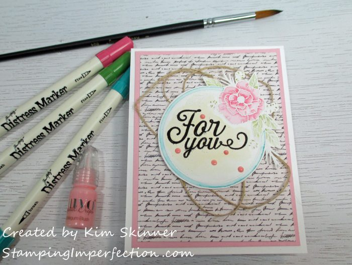 Stamping Imperfection Simon Says Stamp Kit