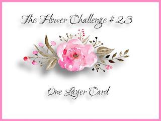 The Flower Challenge 23