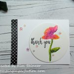 Watercoloring With A Template