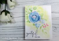 Stamping Imperfection C9 Grateful for Everything