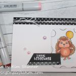 Sending Hedgehugs With The Hedgehog Hollow Card Kit