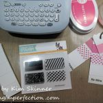 Craft Room Organization Tip: Create Ink Swatches